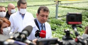 """İmamoğlu: """"Kanal İstanbul'da Hukukun 'Lay Lay Lom' Yapmasına Tahammülümüz Yok"""""""