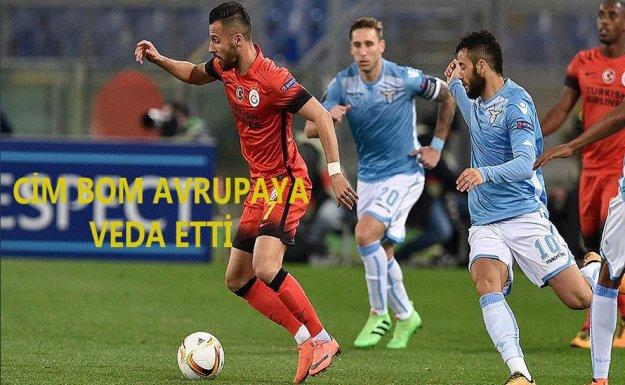 Galatasaray Ligden Sonra Avrupa Defterini de Kapattı