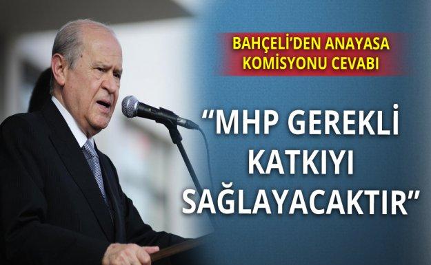 Bahçeli: MHP Üzerine Düşeni Yapacaktır
