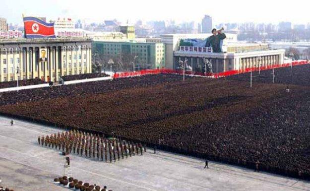 Kuzey Kore'den AB'ye Nükleer Tehdit