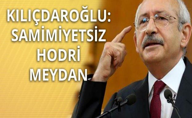 CHP Lideri Davutoğlu'na, '' Nusaybin'in Sorumlusu Sensin'' Dedi