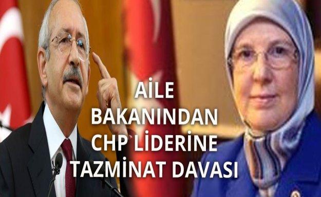 Ramazanoğlu'ndan Kılıçdaroğlu'na Tazminat Davası