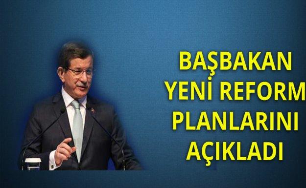 Başbakan Davutoğlu Yaptıklarını Ve Yapacaklarını Anlattı