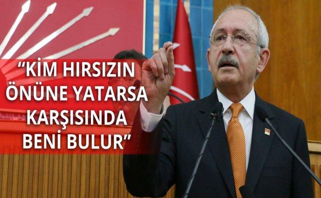 CHP Lideri Grup Konuşmasında Sert Konuştu