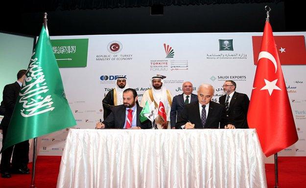 MÜSİAD ile Mekke Ticaret Odası Arasında Mutabakat Zaptı İmzalandı