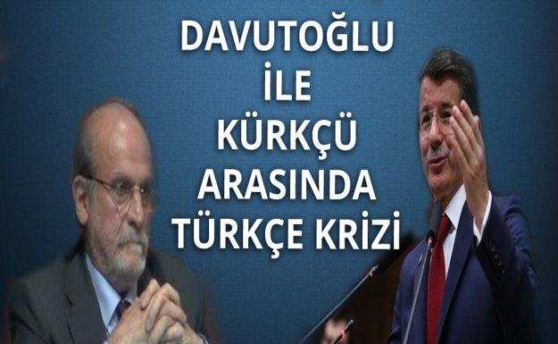 Davutoğlu Avrupa'da Sert Konuştu