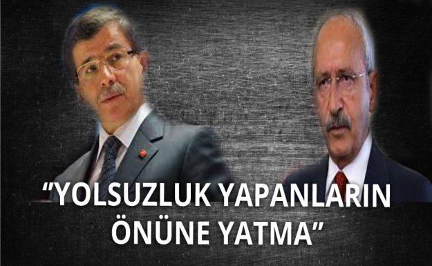 Kılıçdaroğlu: Ben Dokunulmazlığımı Kaldırıyorum Yiğitsen Sen De Kaldır