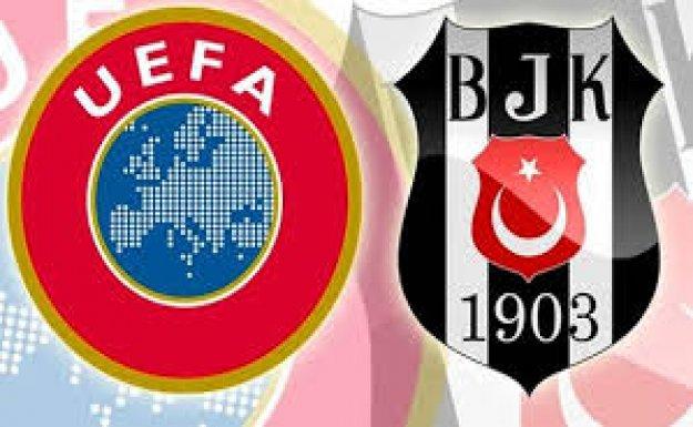 UEFA Beşiktaş'ı Süper Lig'in Şampiyonu İlan Etti