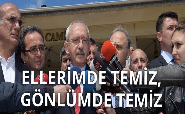 CHP Lideri Erdoğan'ı Önemsemedi