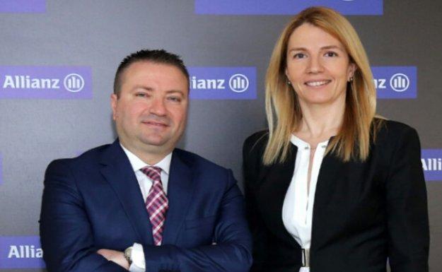 Allianz Türkiye'nin Bu Yıl Büyüme Hedefi Yüzde 20'nin Üzerinde