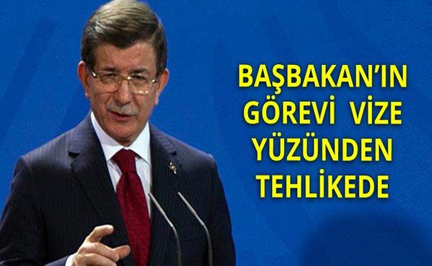 Davutoğlu'nun Görevi Tehlikede