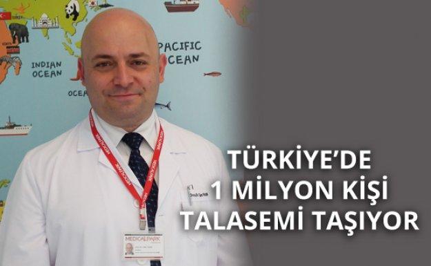 Türkiye'de 1 Milyon Talasemi Taşıyıcısı Var