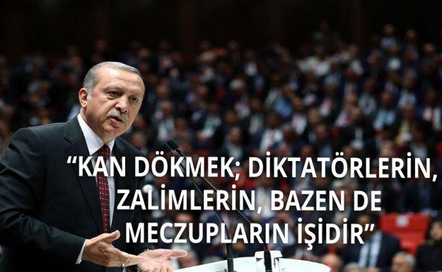 Erdoğan, Kılıçdaroğlu'na Sert İthamlarda Bulundu