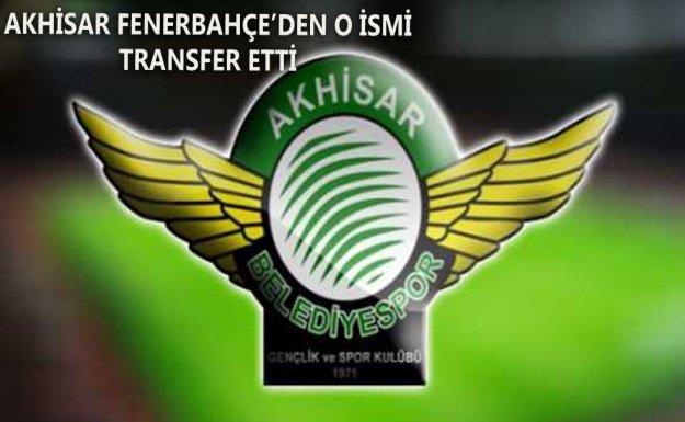 Akhisar Belediyespor, Fenerbahçe'den Serdar Kesimal'ı Tranfer Etti