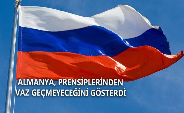 Rusya: Almanya Türkiye'nin Esiri Değildir