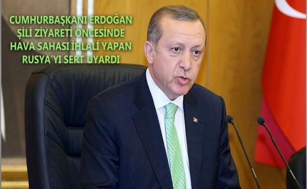 Cumhurbaşkanı Erdoğan: Rusya ihlallerin sonuçlarına katlanacaktır