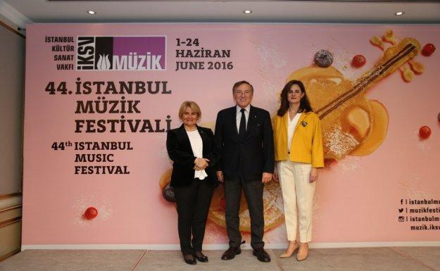 44. İstanbul Müzik Festivali Shakespeare'den İlham Alacak