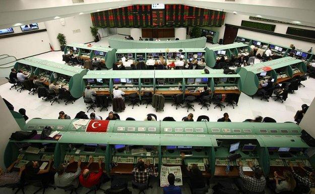 Borsa Günü Yükselişle Kapattı