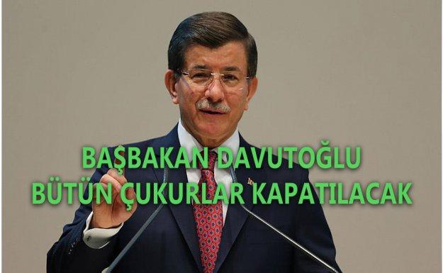 Başbakan Davutoğlu : Tarihi Bir Dönemeçten Geçiyoruz