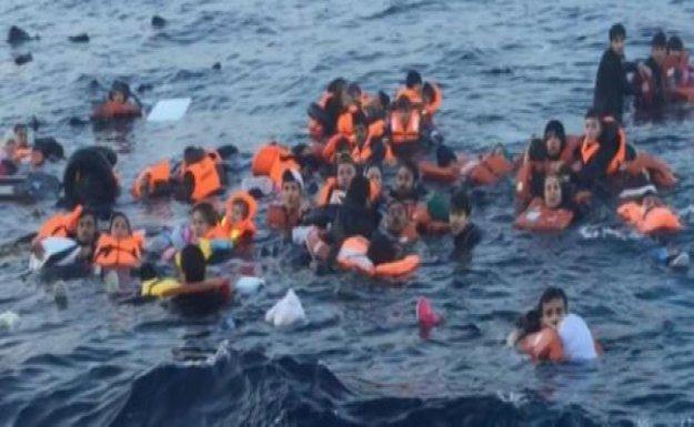 Ocak Ayı Boyunca IKBY içinde yaşayan 134 göçmen boğularak Öldü
