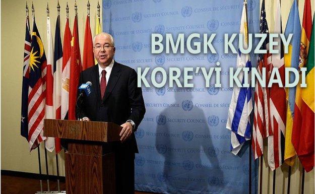 BMGK Kuzey Kore'yi