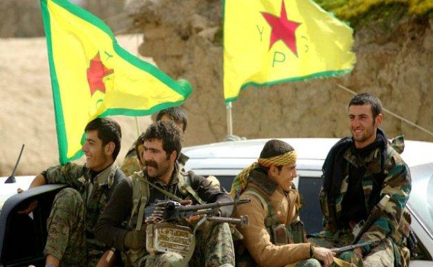 YPG Tel Rıfat'ı Ele Geçirdi