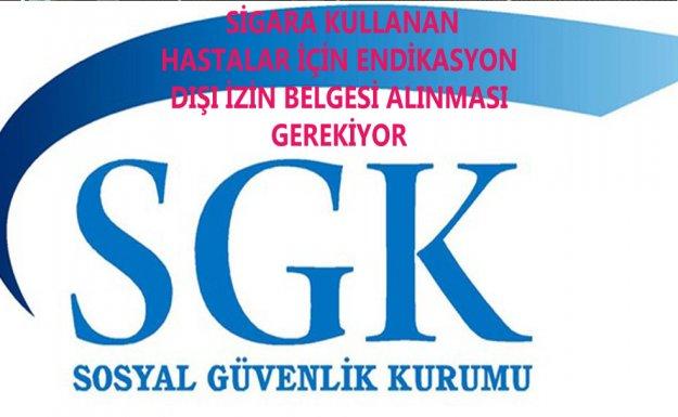 SGK'dan Kanser İlaçlarını Ödeme Açıklaması