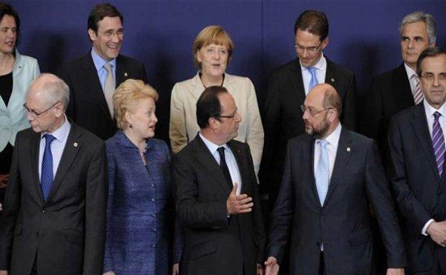 Merkel, AB Zirvesinde Türkiye İle Eylem Planı  İçin Savaşacak