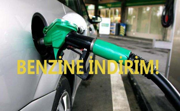Benzine Dün Zam Bugün İndirim