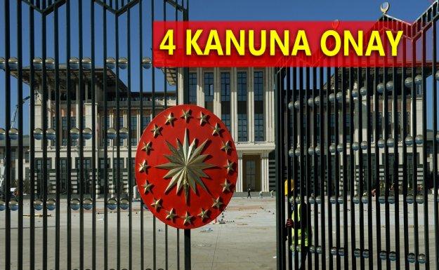 4 Kanuna Onay