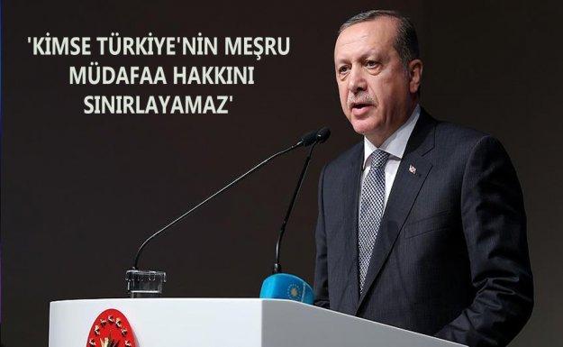Cumhurbaşkanı Erdoğan'dan Saldırıları