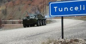 """Tunceli'de 20 Bölge """"Özel Güvenlik Bölgesi"""" İlan Edildi"""