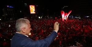 """Başbakan Yıldırım'dan İdam Yorumu: """"Mesajı Aldık"""""""