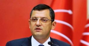 CHP'li Özel: Tekme Tokatla İçtüzük Değişikliği Yapacaklar