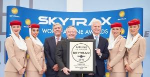 Emirates'e ''Dünyanın En İyi Havayolu'' Ödülü