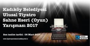 Kadıköy Belediyesi, Tiyatro Yarışması Düzenliyor