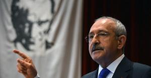 Kılıçdaroğlu: CHP'den Özür Dilenmesini Bekliyorum