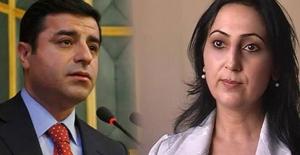 Yüksekdağ Ve Demirtaş: HDP Her Koşulda Darbeye Karşıdır
