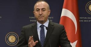 Bakan Çavuşoğlu'ndan Sert Çıkış: Böyle Bir Saçma Anlayış Olmaz