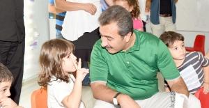 Çukurova Belediye Başkanı Çetin: Çukurovayı Semt Kreşleriyle Donatacağız