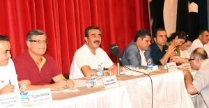 Çukurova Belediye Başkanı Çetin: Demokrasimize Kurşun Sıkılmıştır