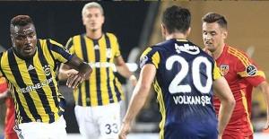 Fenerbahçe Bir Puanı Son Anda Kurtardı