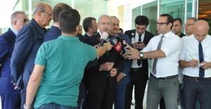 Kılıçdaroğlu: Sözün Bittiği Yerdeyiz