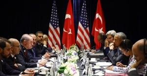 Erdoğan Obama Görüşmesi Sona Erdi