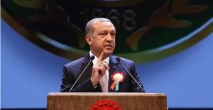 Erdoğan: Yargının Milletin Mekanında Adli Açılış Töreni Yapması Yargı Bağımsızlığını Güçlendirir