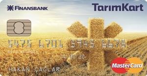 Finansbank'tan Tarım Kart