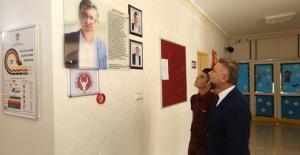 Şehit Ali Anar Anadolu Lisesinde Anlamlı Tören