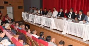 Çukurova Belediye Başkanı Çetin: Daha Çok Halkın İçinde Olacağız