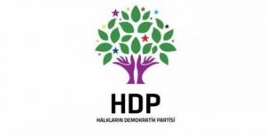 HDP: Halklarımız Demokratik Protesto Hakkını Kullanacaktır