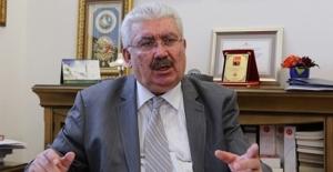 MHP'li Yalçın: Anayasa Değişikliği Çantada Keklik Değildir